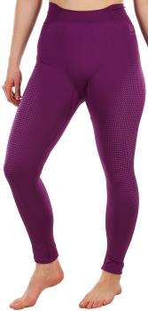 Odlo Performance Warm Eco Women's Base Layer Long Pants, S Charisma