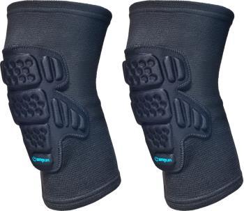 Amplifi Knee Sleeve Ski/Snowboard Protection Knee Pads, S Black