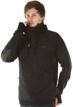 FW Catalyst Tech Technical Pullover Hoodie, M Slate Black