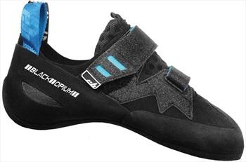 EB Women's Black Opium Rock Climbing Shoe UK 3.5+ | EU 36.5 Black/Blue