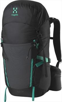 Haglofs Spiri 33 Backpack Hiking & Trekking Rucksack, 33L Black/Blue