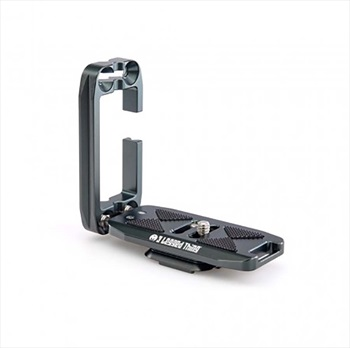 3LT Ellie Universal L-Bracket Arca Compatible Basic Plate, Grey