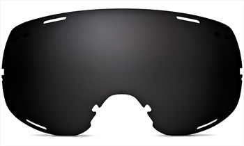 Zeal Tramline Snowboard/Ski Goggle Spare Lens, Dark Grey Polarized