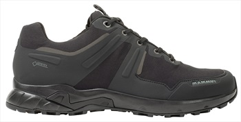 Mammut Ultimate Pro Low GTX Men's Approach Shoes, UK 10 Black/Black