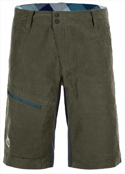Ortovox Corvara Technical Shorts - S, Olive