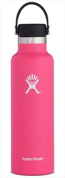 Hydro Flask 21oz Standard Mouth Water Bottle, 21oz Watermelon
