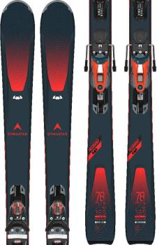 Dynastar Adult Unisex Speed Zone 4x4 78 Pro Skis 164cm, Petrol/Red, Nx 12 Gw, 2021
