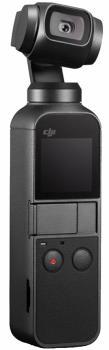 DJI OSMO Pocket 4K Video, Handheld 3 Axis Gimbal, O/S Black.