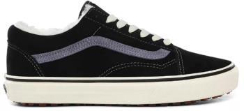 Vans Adult Unisex Old Skool Mte Skate Shoe, Uk 9.5 Nubuck/Black