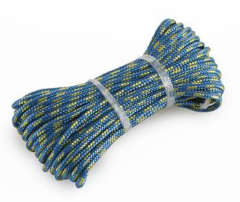 Tendon Power Cords 3 Climbing Accessory Cord, 3mm Blue/Green