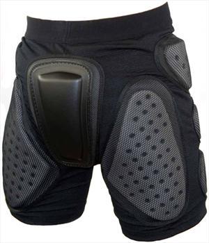 Manbi Crash Pant Impact Shorts Medium Black