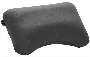 Eagle Creek Exhale Ergo Pillow Inflatable Travel Pillow, Ebony