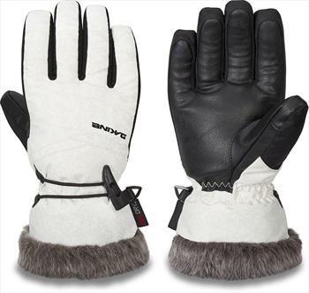 Dakine Alero DK Dry Women's Snowboard/Ski Gloves, L Glacier