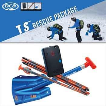 BCA Ts Rescue Avalanche Safety Package, 1 Size N/A