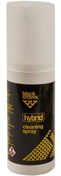 Black Crows Hybrid Climbing Skin Cleaning Spray, 100ml Black