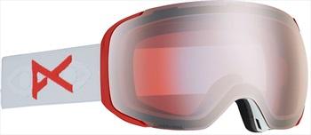 Anon M2 Sonar Silver Ski/Snowboard Goggles, M/L Eyes