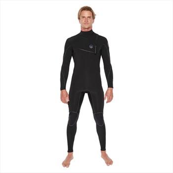 Body Glove Vapor Zipperless 3/2 Full Surfing Wetsuit, M Black