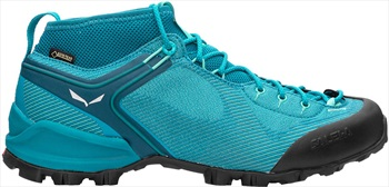 Salewa Alpenviolet Gtx Women's Hiking Shoe, Uk 6.5 Blue Malta
