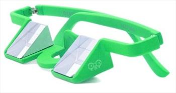 Y&Y Belay Glasses Plastic Climbing Glasses Green