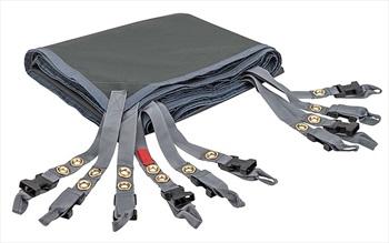 Marmot Thor 3 Footprint Tent Groundsheet, Slate Grey