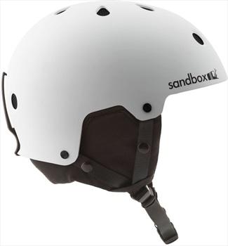 Sandbox Legend Snow Ski/Snowboard Helmet S Matte White