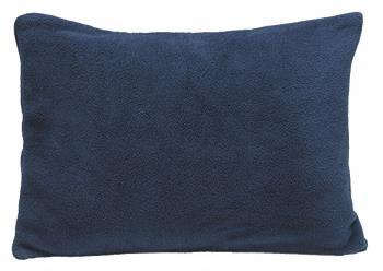 Cocoon Pillow & Stuff Sack Reversible Travel Pillow, S Black/Tuareg