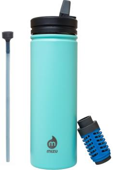 Mizu 360 M9 Everyday Kit Filter Water Bottle, Enduro Spearmint