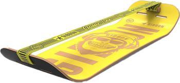 Gibbon Portable Slackline Board Giboard Bonzo Classic,Pineapple