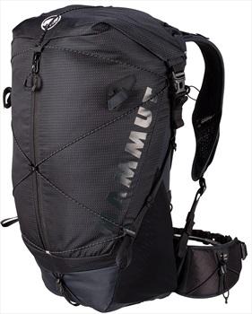 Mammut Adult Unisex Ducan Spine 28-35 Trekking/Hiking Backpack, 28-35l Black
