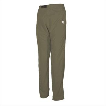 "Troll Omni Pants Quick Drying Climbing Trousers, M - waist 32"" Stone"