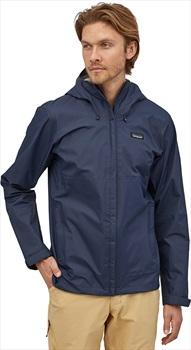 Patagonia Adult Unisex Torrentshell 3l Waterproof Jacket, L Classic Navy