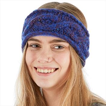 Burton Chloe Chunky Knit Women's Ski/Snowboard Headband, Royal