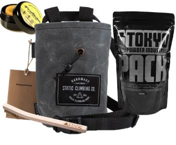The Connoisseur Climbing Gift Set : Gunpowder, ProBalm
