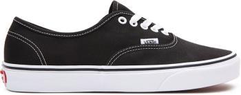 Vans Authentic Skate Shoe, UK 10 Black