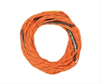 Hyperlite Fuse Wakeboard Line, 70' Orange