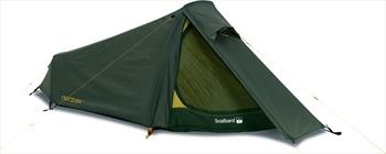 Nordisk Svalbard 1 SI Lightweight Trail Tent, 1 Man Green