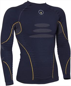 Forcefield Tech 2 Long Sleeve Baselayer Shirt, XL Navy