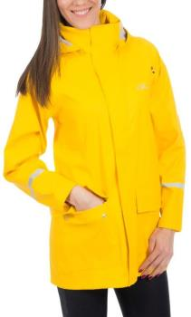 Five Seasons Noli Women's PU Waterproof Jacket, S Sun