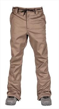 L1 Premium Goods Adult Unisex Thunder Ski/Snowboard Pants, M Espresso