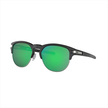 Oakley Latch Key Prizm Jade Sunglasses, Matte Black