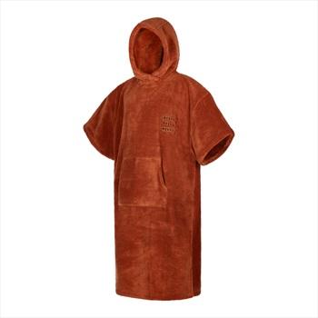 Mystic Teddy Poncho Towel Change Robe, Universal Rusty Red 2021