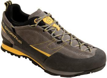La Sportiva Boulder X Approach/Walking Shoes, UK 4 / EU 37 Grey