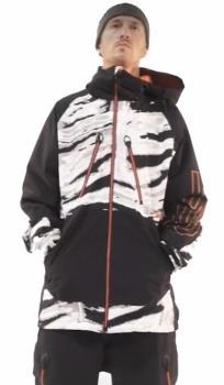 thirtytwo TM Ski/Snowboard Jacket XL White/Camo