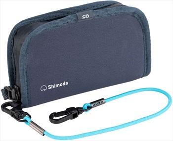Shimoda SD Card Wallet Secure Travel Case, Parisian Night