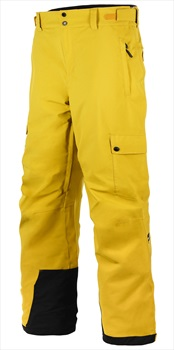 Planks Good Times Insulated Ski/Snowboard Pants, L Mellow Yellow
