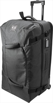Nidecker Globe Trotter Double Decker Wheelie Luggage, 115L Black