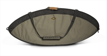 "Liquid Force Skim Day Tripper Wakesurf Bag, S 4'33"" Grey"