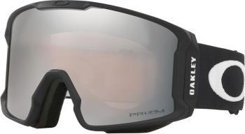 Oakley Line Miner L Prizm Black Snowboard/Ski Goggles, L Black