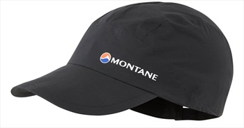 Montane Adult Unisex Minimus Stretch Ultra Cap Active Trail Hat, One Size Black