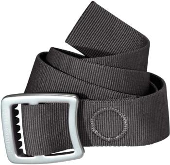 Patagonia Tech Web Adjustable Belt, Cut to Size Forge Grey